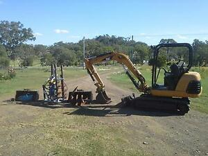 Excavator Cat 302.5 Toowoomba Surrounds Preview