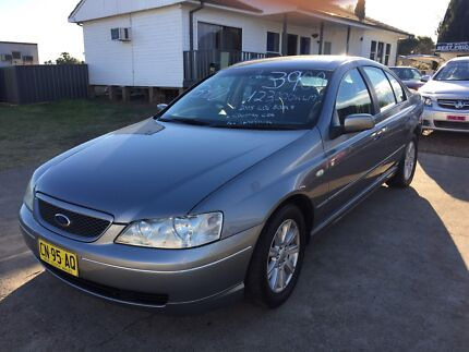 BA Ford Falcon 2003 low kms Automatic - 12mth warranty