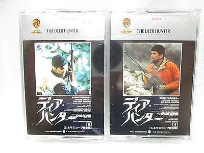 THE DEER HUNTER : Robert De Niro - Japanese original 8mm Video TAPE RARE