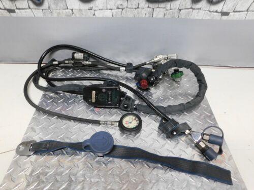 Survivair SCBA Respirator HUDS AUX BREATHER LINE COMPASS 2002 PANTHER