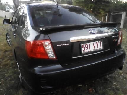 Subaru impreza rs 2011 Toowoomba Region Preview