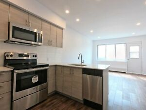 COMPLETELY RENOVATED 2 BEDROOM!