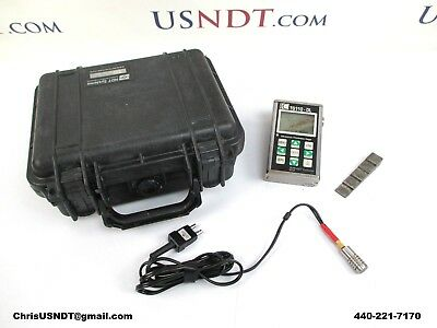 Ndt Systems Tg110 Dl Thickness Gauge Ultrasonic Flaw Detector Ndt Olympus Ge