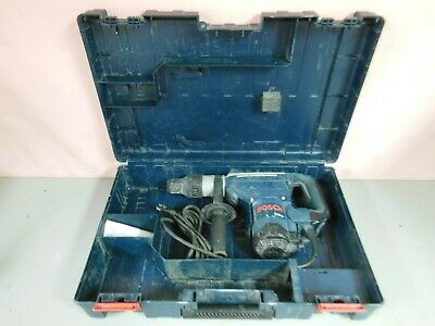 Bosch 11240 1-916 Sds-max Rotary Combination Rotory Hammer Demo W Case