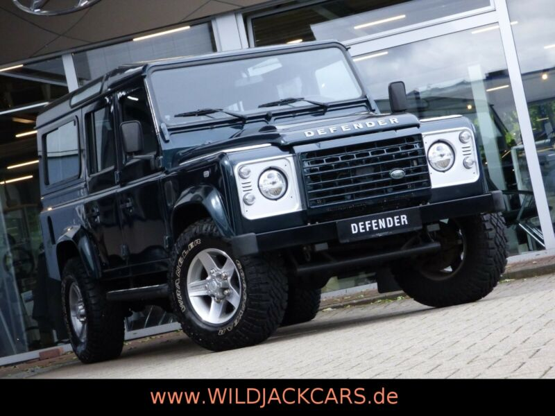 Land Rover Defender 110 *1.HD* LEDER EXCL.*265er MTR *LED*