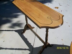 OLD HALL TABLE