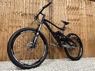 Marin Mount Vision 5.7 full suspension Enduro/Trail bike, HIGH SPEC, FOX, XT