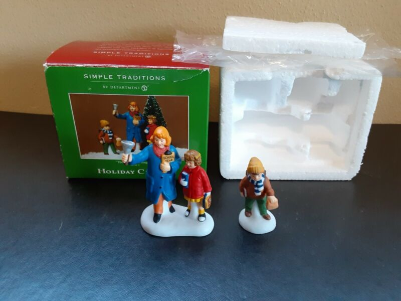 Dept. 56 Holiday Charms The School Bell