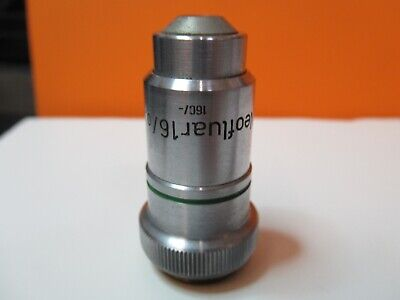 Carl Zeiss Neofluar 16x Objective Microscope Part Optics As Pictured 14-b-73