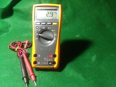 Fluke 179 True Rms Multimeter Good Used Condition