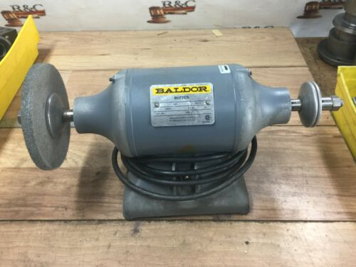 BALDOR 1/3 HP BUFFER G6 209 6 ""