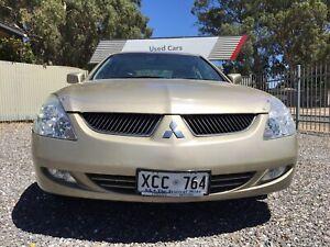 2003 Mitsubishi Verada Xi Lyndoch Barossa Area Preview