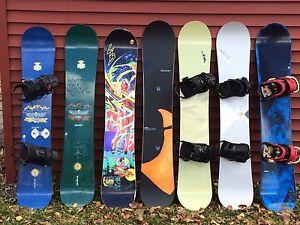 Tuning ski snowboard