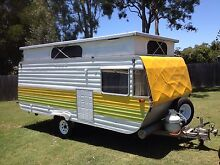 Viscount Grandtourer 15.5 ft poptop Bundaberg Central Bundaberg City Preview