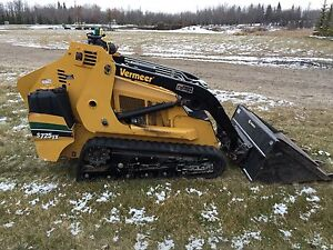 Mini excavator and track loader for hire  Excavation trenching Edmonton Edmonton Area image 7