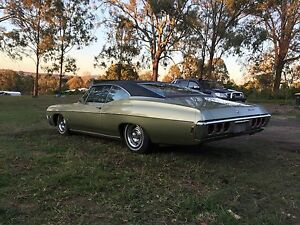 1968 Chevrolet Impala 2door fastback Boonah Ipswich South Preview