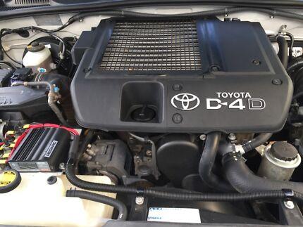 2008 Toyota LandCruiser SUV Litchfield Area Preview