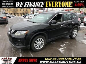 2014 Nissan Rogue S|AWD |BACKUP CAM|BLUETOOTH|VOICE COMMAND
