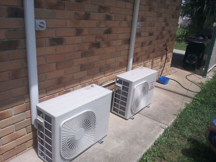 Air conditioner split system install best price. Springfield Lakes Ipswich City Preview