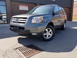 2008 Honda Pilot EX-L WITH REAR ENTERTAINMENT SYSTEM LEATHER 4WD