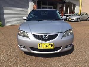 2004 Mazda 3 MAXX SPORT 2.0L 4 Cyl Sedan - AUTOMATIC
