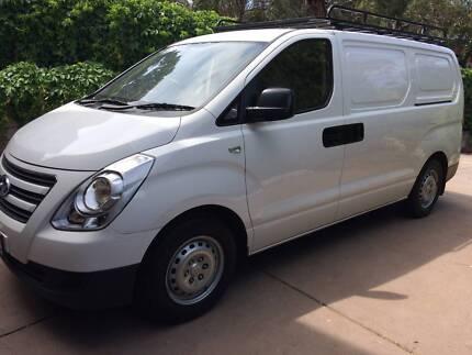 2016 Hyundai iLoad Van/Minivan