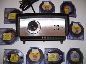 Super 8mm Technicolor INSTANT Movie Projector Model 810