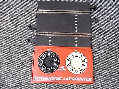 Vintage Scalextric lap counter , please see our other items.