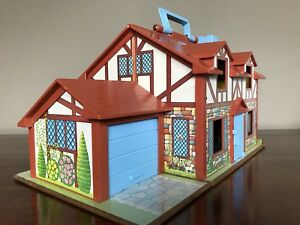 1980s Fisher Price Play Family House