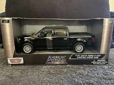 2019 FORD F-150 LIMITED CREW CAB TRUCK, [MOTOR MAX], DIE CAST FACTORY TOY, 1:27