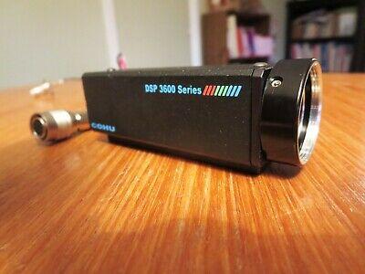 Cohu 3612-1020 Ccd Camera Dsp 3600 Series