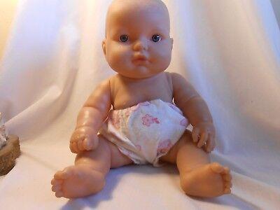 "~ BERENGUER ~ Lifelike Chubby 13"" Baby Doll"