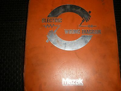 Mazak Ajv-2535 Vmc Electrical Circuit Manual