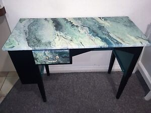Up-cycled desk Bayswater Bayswater Area Preview
