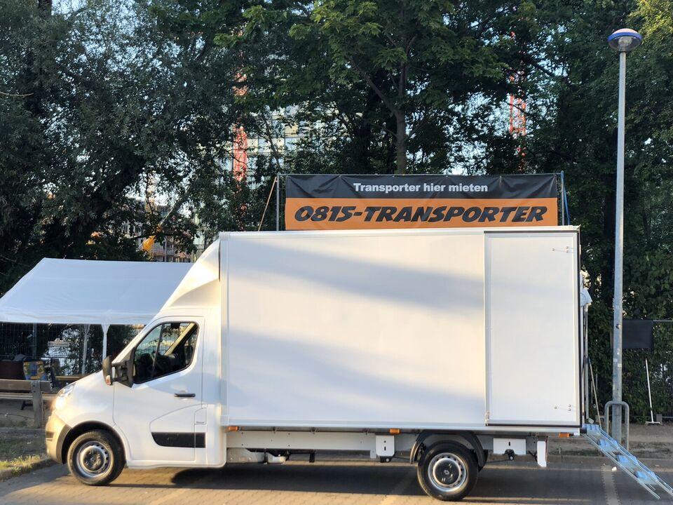 Transporter mieten ohne Kaution, Mo-So 7.00-22.00 in Berlin - Kreuzberg