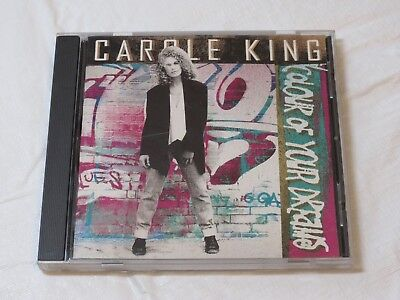 Colour Of Your Dreams von Carole King CD 1993 Rhythm Safari Records Lay Down
