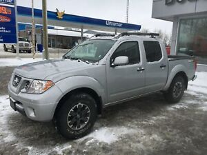 2018 Nissan Frontier PRO-4X+CUIR+GPS+TOIT