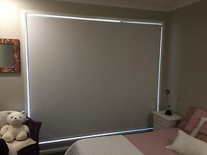 """""""As new, Kresta roller blinds"""" Banksia Beach Caboolture Area Preview"""