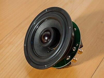 "Tang Band 2-way COAXIAL speaker driver 4"" 116mm"