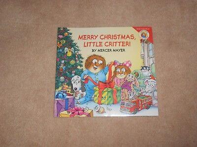 MERRY CHRISTMAS LITTLE CRITTER BY MERCER MAYER ()