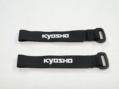 (NEW KYOSHO 4WD Battery Straps OPTIMA JAVELIN KP5)