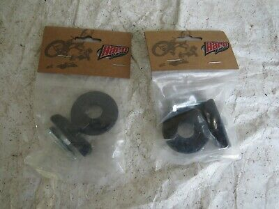 HARO CHAIN TENSIONERS FRAME WHEEL BMX PRO SERIES BOX RACE FREESTYLE