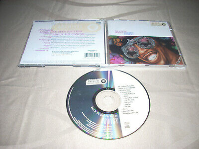 BACK IN THE DAY: THE BEST OF BOOTSY COLLINS/WARNER ARCHIVES CD 1994 (Bootsy Collins Back In The Day The Best Of Bootsy)
