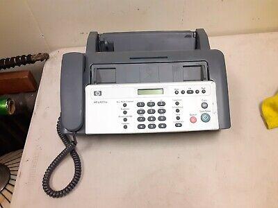 Hp 640 Plain Paper Inkjet Quality Fax Machine.