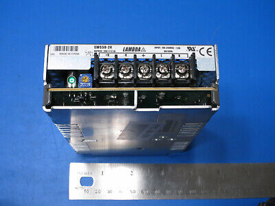 Tdk-lambda Sws50-24 50w Switch Mode Power Supply Smps Closed Frame 2.1a 24v