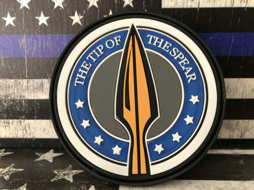 Tip of the Spear Patch
