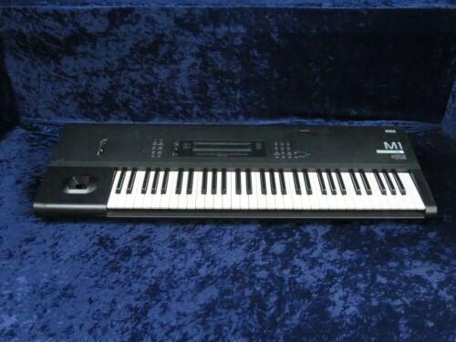Korg M1 Music Workstation Synthesizer Ser#312914 Internal Battery Low