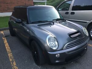 Mini Cooper Supercharged 2003