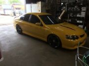 2004 ba xr8 Surrey Downs Tea Tree Gully Area Preview