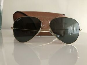 Ray Ban serialized (pic2) Polarize sunglasses